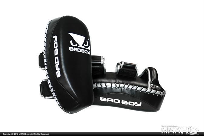 Bad Boy Pro Series Curved Thai Pads